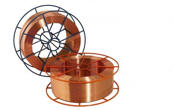 Проволока MIG/MAG для нелегированных и низколегированных сталей