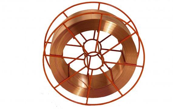 Проволока MIG/MAG для жаропрочных и/или теплоустойчивых сталей
