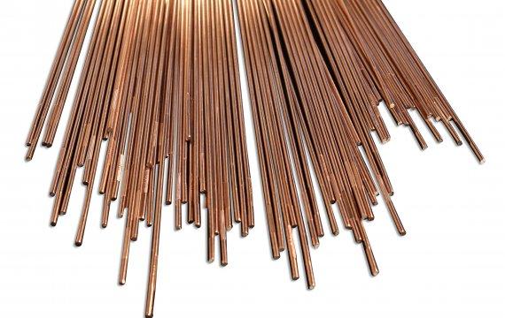 Пруток TIG для жаропрочных и/или теплоустойчивых сталей