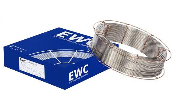 Проволока SAW для высоколегированных и коррозионностойких сталей