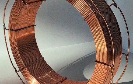 Проволока SAW для жаропрочных и/или теплоустойчивых сталей
