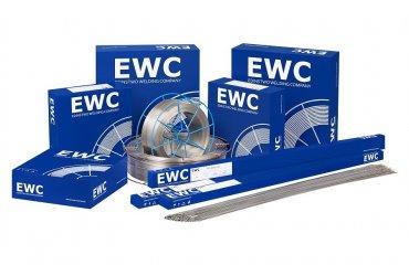 Внесение сварочных материалов под брендом EWC в СТО 00220368-25-2018 АО